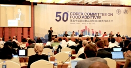 FSI of VinaCert participated in 50th International Codex Conference on Food Additives