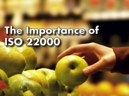 ISO 22000:2005 certification enables development momentum for enterprises