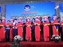 VinaCert participated in Vietnam Dairy 2017 - Vietnam Int