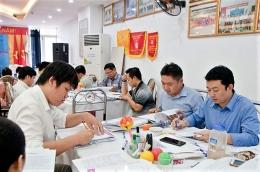 VinaCert organized  ISO 9001:2015 quality management system auditors, lead auditors training course
